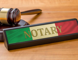 English speaking Italian notary with experience of international legal matters