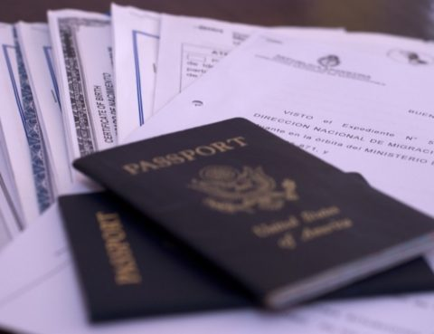 Italian Elective Residence Visa