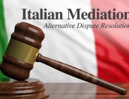 Italian Mediation