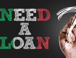 Loan option italian real estate