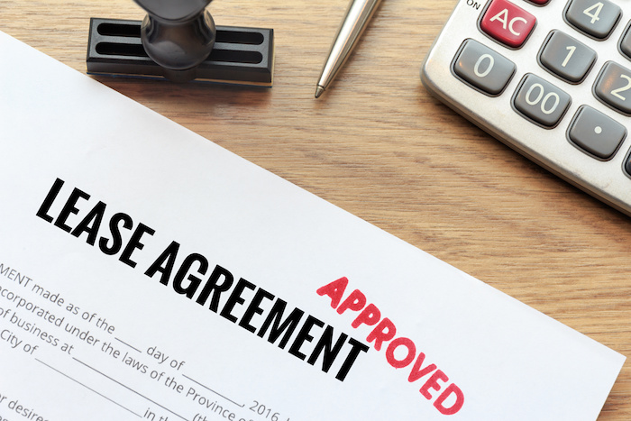 Lease Requirements for Italian Visa