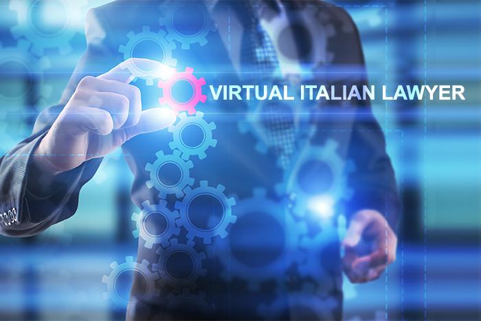 virtual italian lawyer