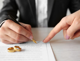 Italian Nuptial Agreement