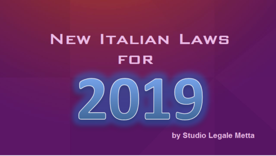 Italian Lawyers - Studio Legale Metta - Legal Tradition