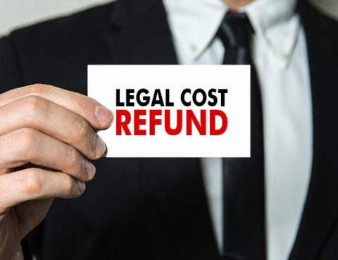 legal cost refund