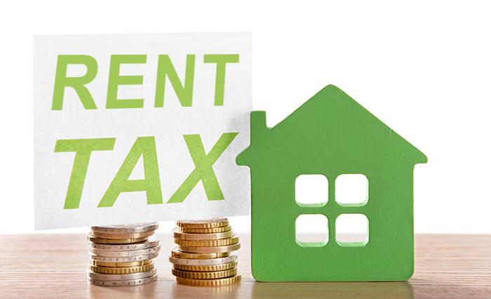Rent tax