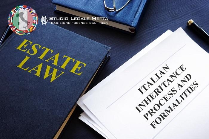 Italian inheritance formalities