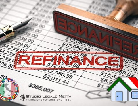 Italian Mortgage Refinance