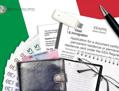 Italian residency registration